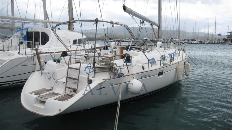 Alvea Yachts Beneteau Oceanis 46 1