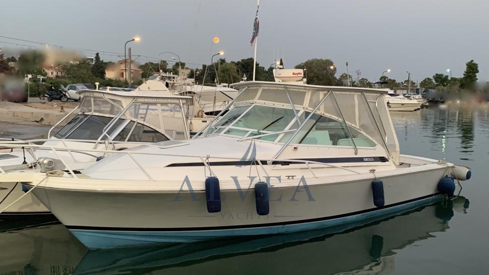 Blackfin 33 Hardtop